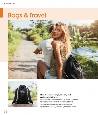 More Than Gifts Bags and Travel, чанти от More Than Brands