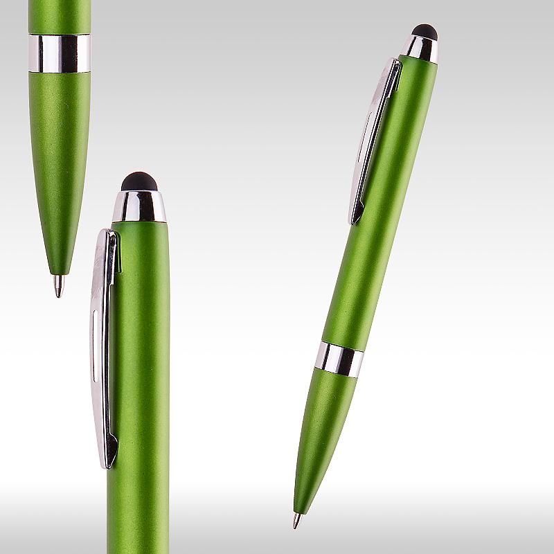 Химикалка I-Pen ТУИСТ - зелена