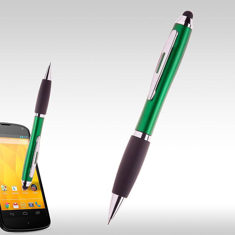 Химикалка ipen Зелено/черно 91223