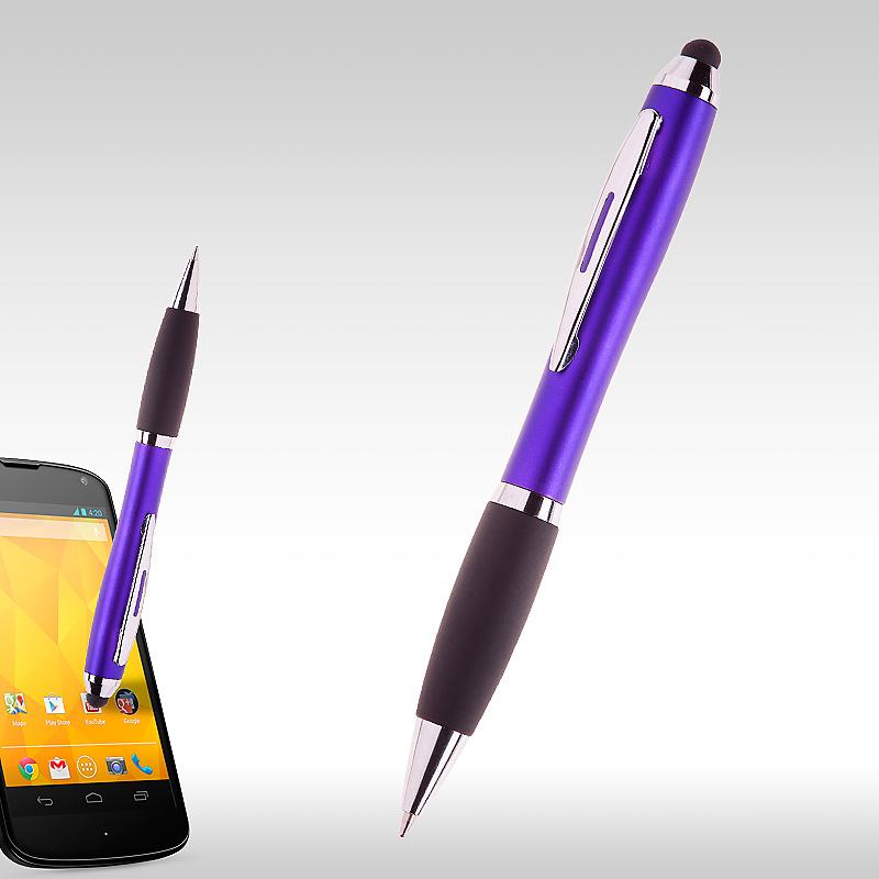 Химикалка ipen Виолетово/черно 91224