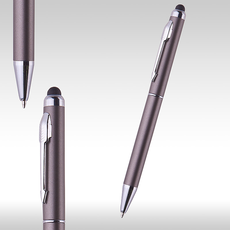 iPen химикалка 91249 тъмно сиво