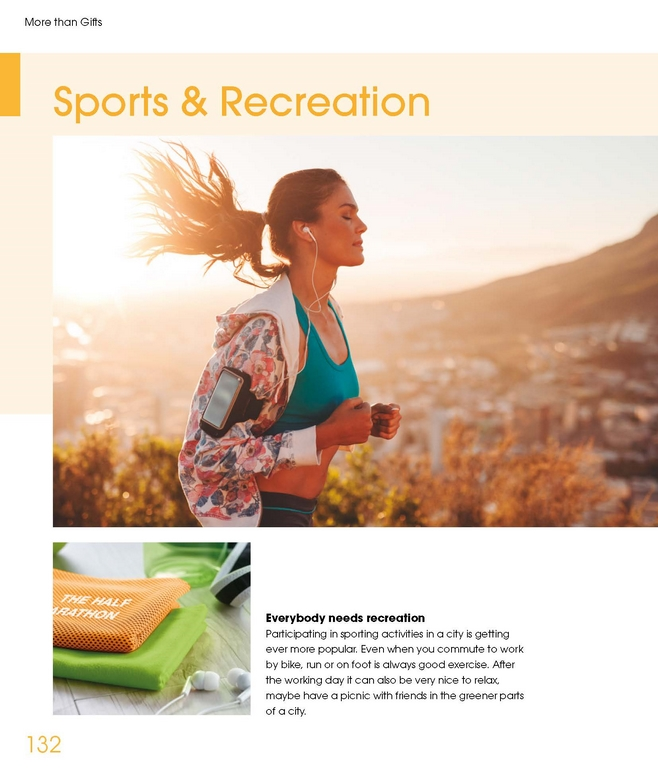 More Than Gifts Sports and Recreation | каталог More Than Brands спортни артикули