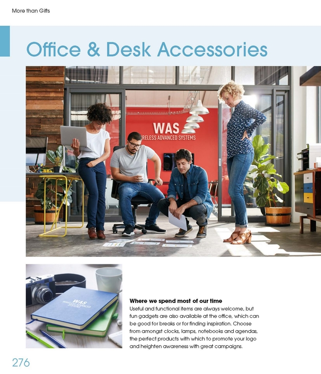 More Than Gifts Office and Desk Accesories