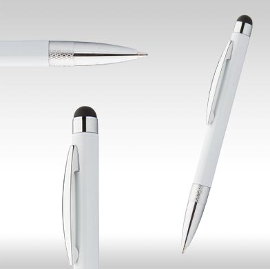 SILUM Metal Pen White AP791739-01
