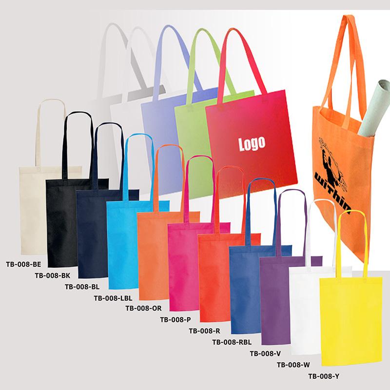 Non wooven promotional canvas bags торби нетъкан текстил