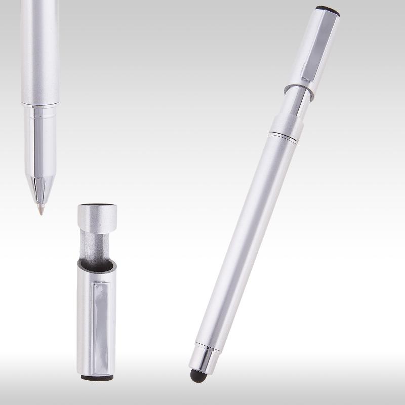 iPen химикалки 18360 - 4  в 1 металик - сребро