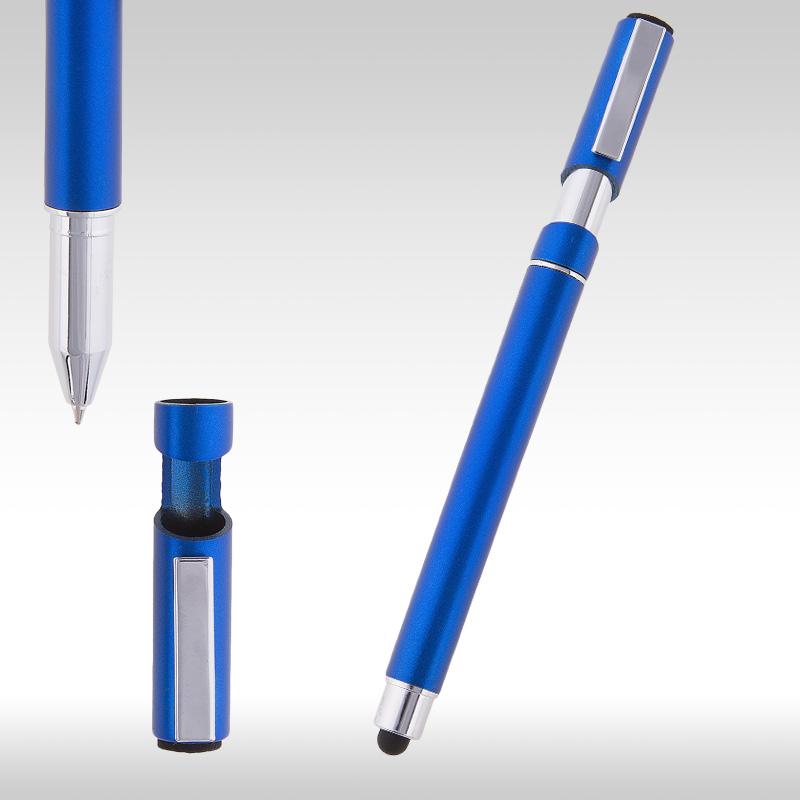 iPen химикалки 18361 - 4  в 1 металик - синя