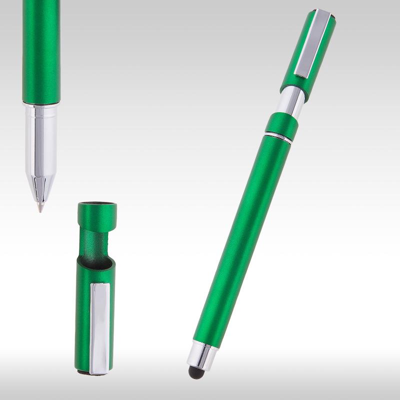 iPen химикалки 18363 - 4  в 1 металик - зелена