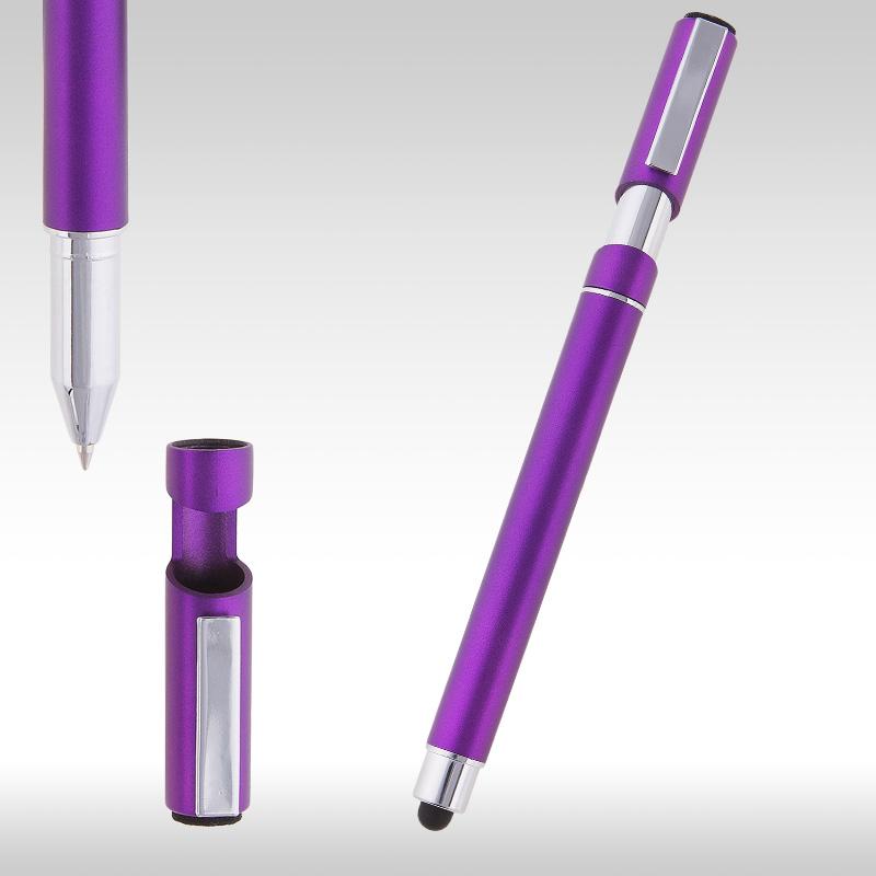 iPen химикалки 1836 - 4  в 1 металик - лилава