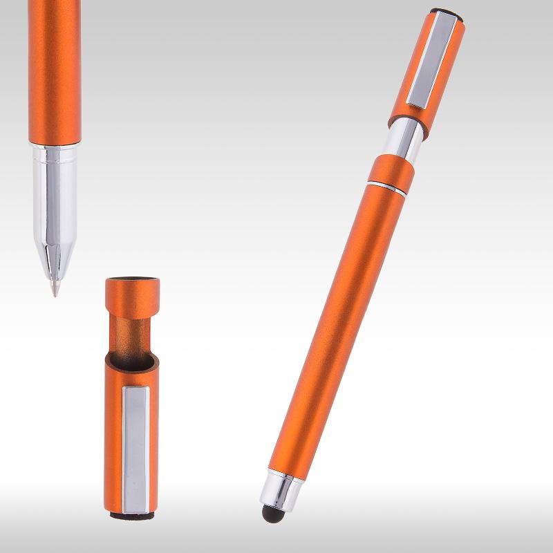 iPen химикалки 1836 - 4  в 1 металик - оранж