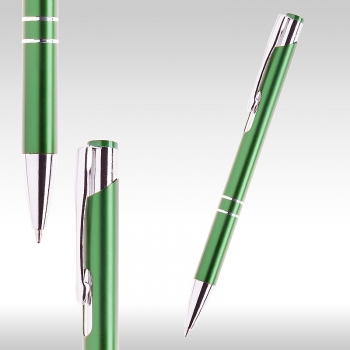ELLITE Metal Pen Green 25413