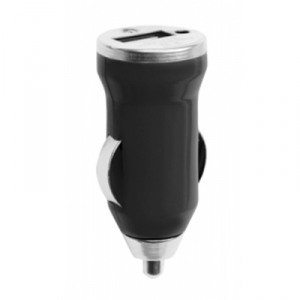 HIKAL - USB Car Charger - Black