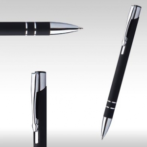 RUNNEL Metal Pen - Black