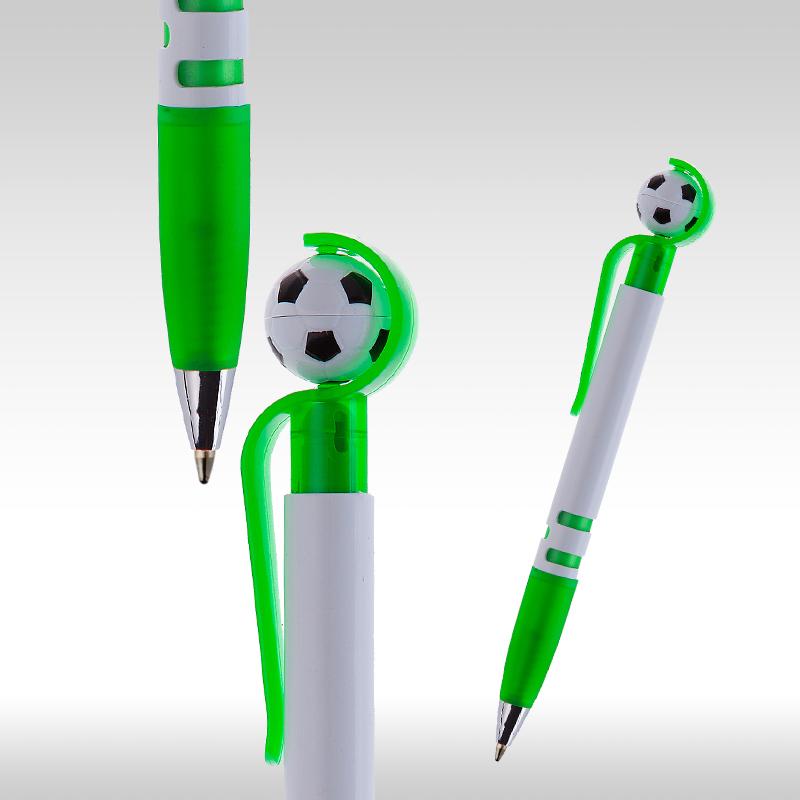 футбол химикал зелен, зелена футболна химикалка