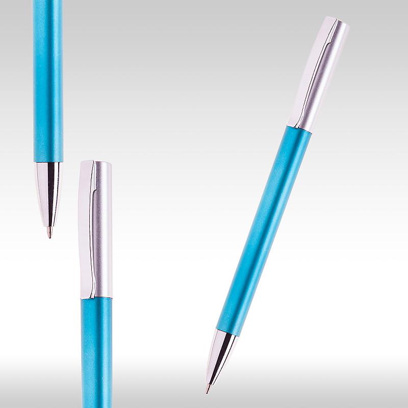 Химикалка 42377 светло синя