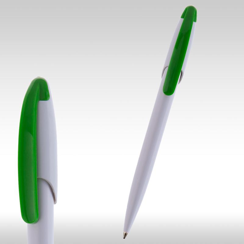 зелена обла химикалка