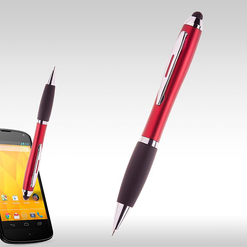 Химикалка ipen Червено/черно 91222