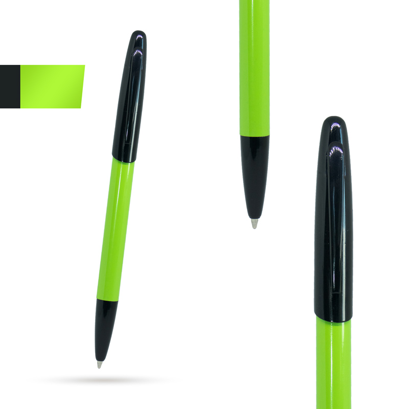 KIWI Metal Pen Green/Black AP809445-07
